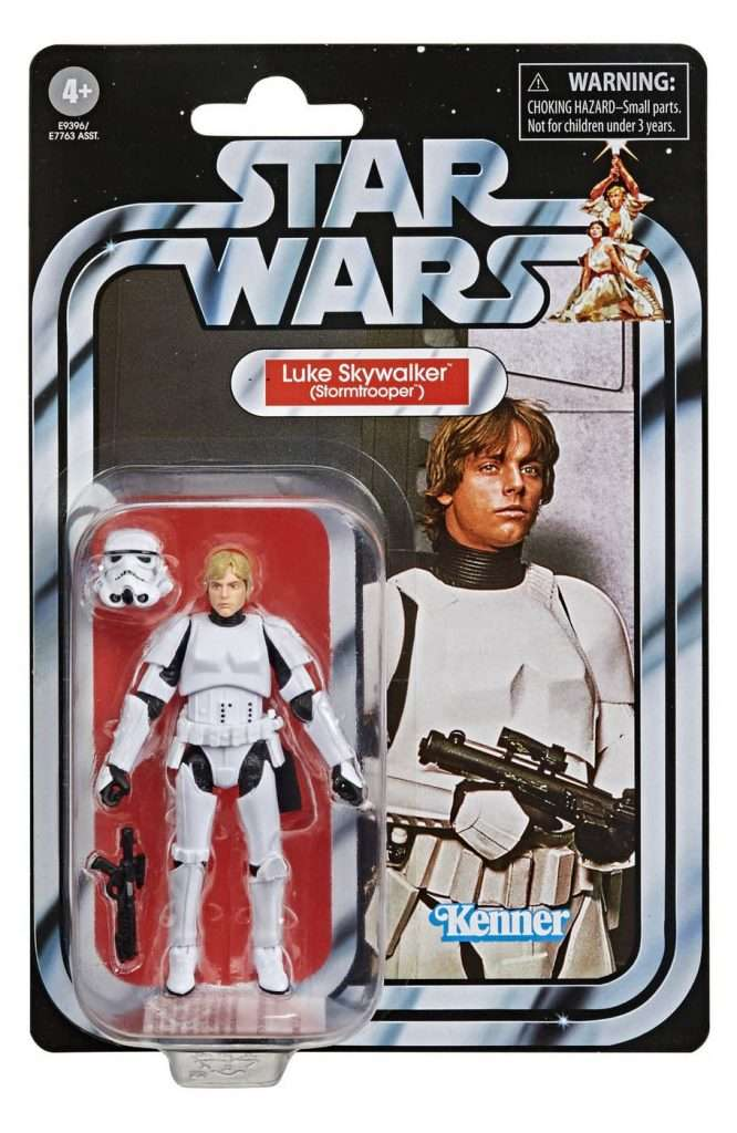 Vintage Collection Luke Skywalker Stormtrooper VC169
