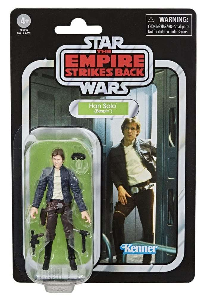 VC50 Han Solo Bespin 2020 reissue