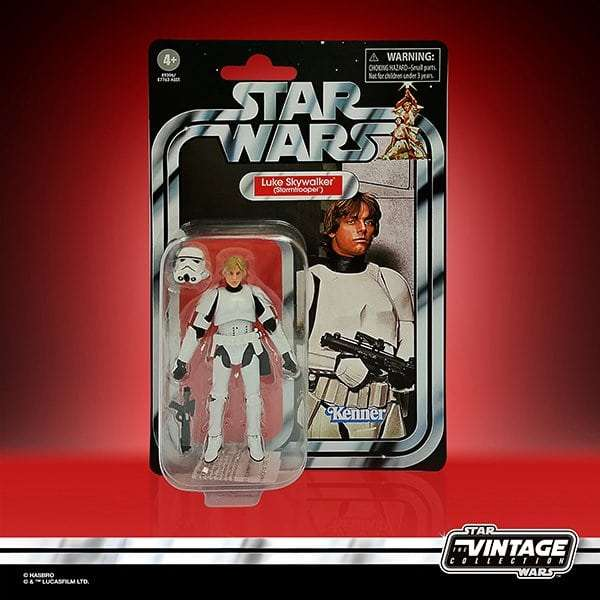 Vintage Collection Luke Skywalker Stormtrooper Disguise