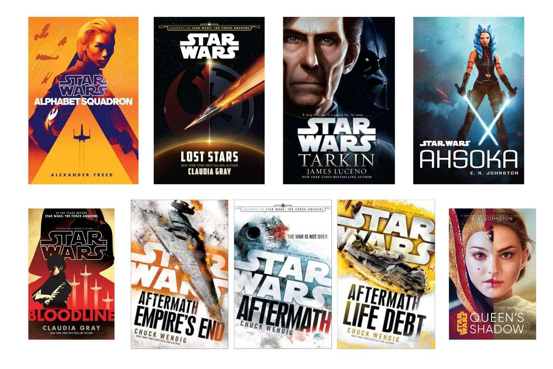 Best new Canon Star Wars books