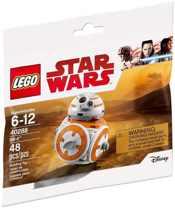 LEGO BB-8 Polybag