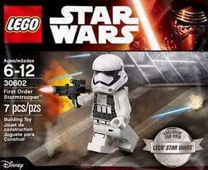 LEGO First Order Stormtrooper polybag