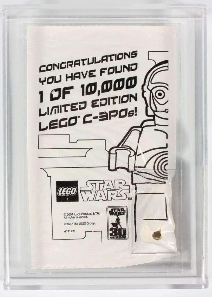 LEGO Gold C-3PO