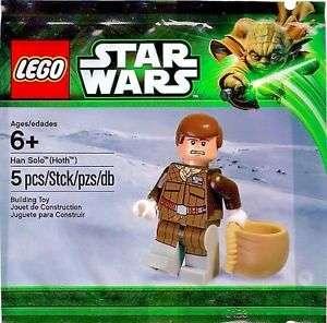 LEGO Han Solo Hoth polybag