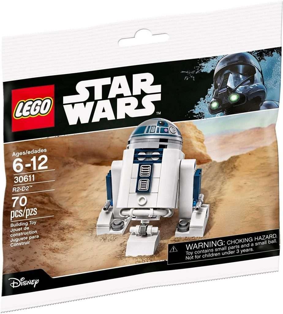 LEGO R2-D2 polybag