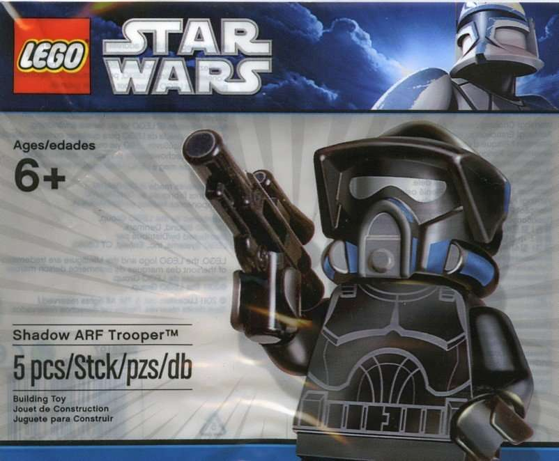 LEGO Star Wars Shadow Arf Trooper polybag