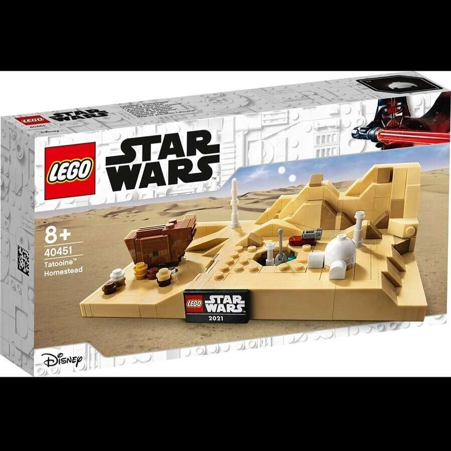 May 4th 2021 LEGO Star Wars