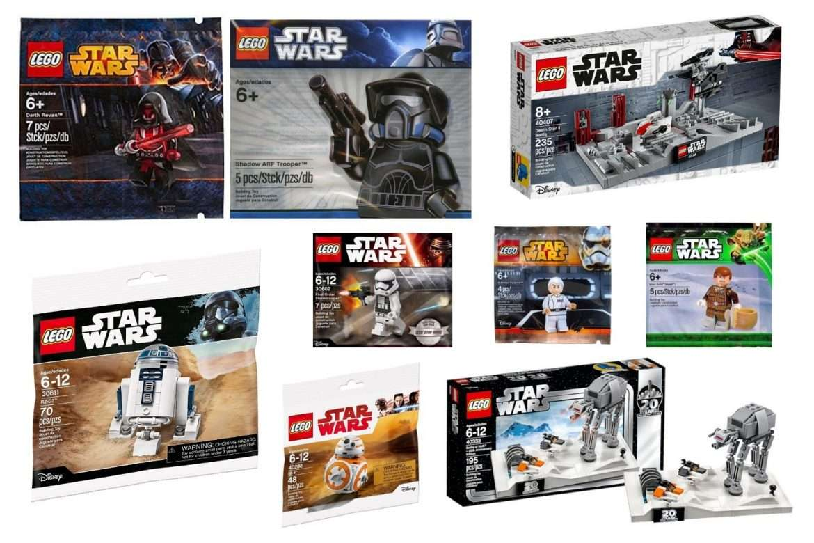 LEGO Star Wars May the Fourth promotions