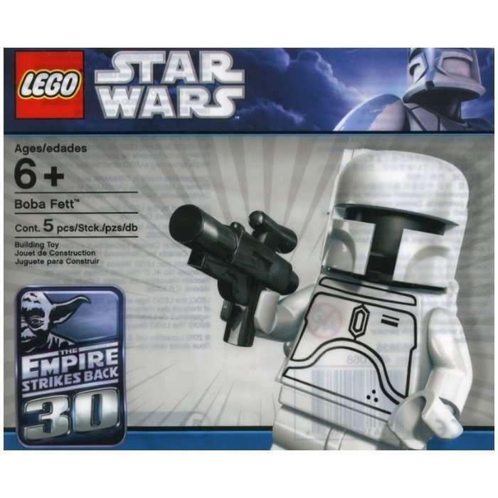LEGO Star Wars White Boba Fett Polybag