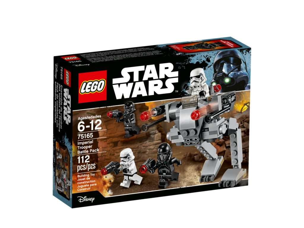 75165 Imperial Trooper Battle Pack