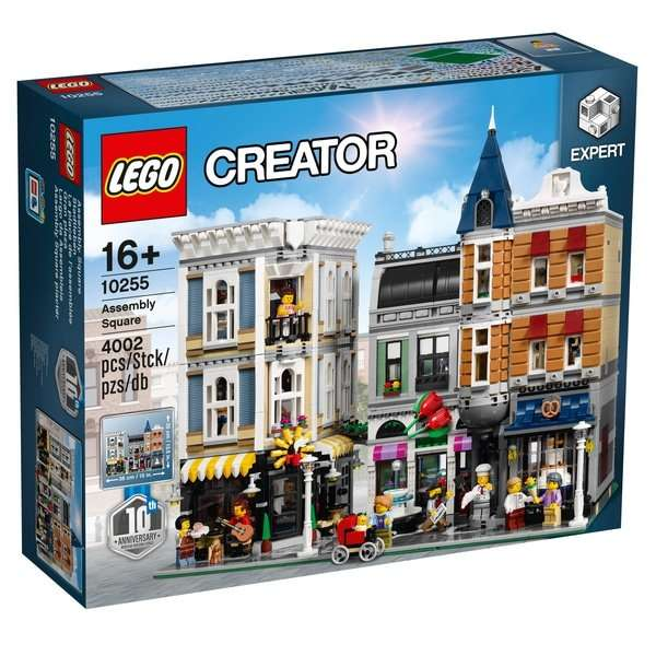 10255 LEGO Assembly Square