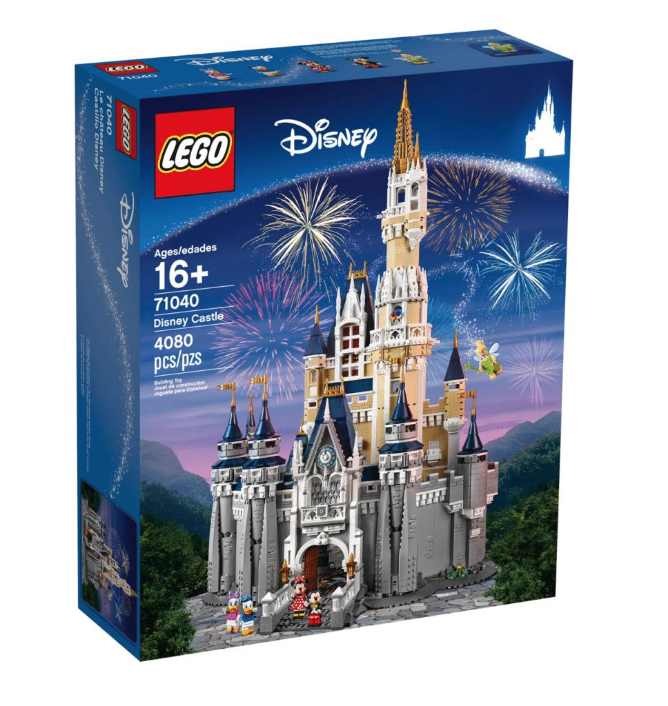 71040 LEGO Disney Castle