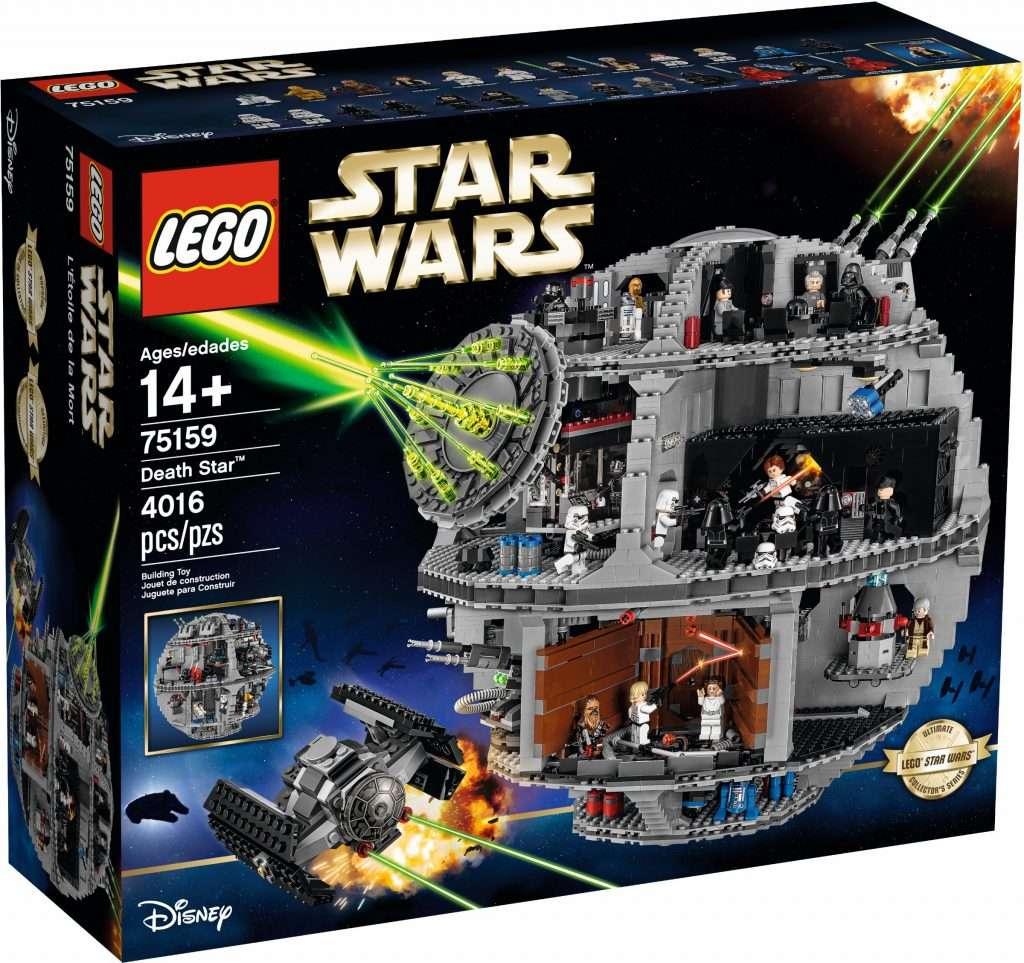 75159 LEGO Death Star