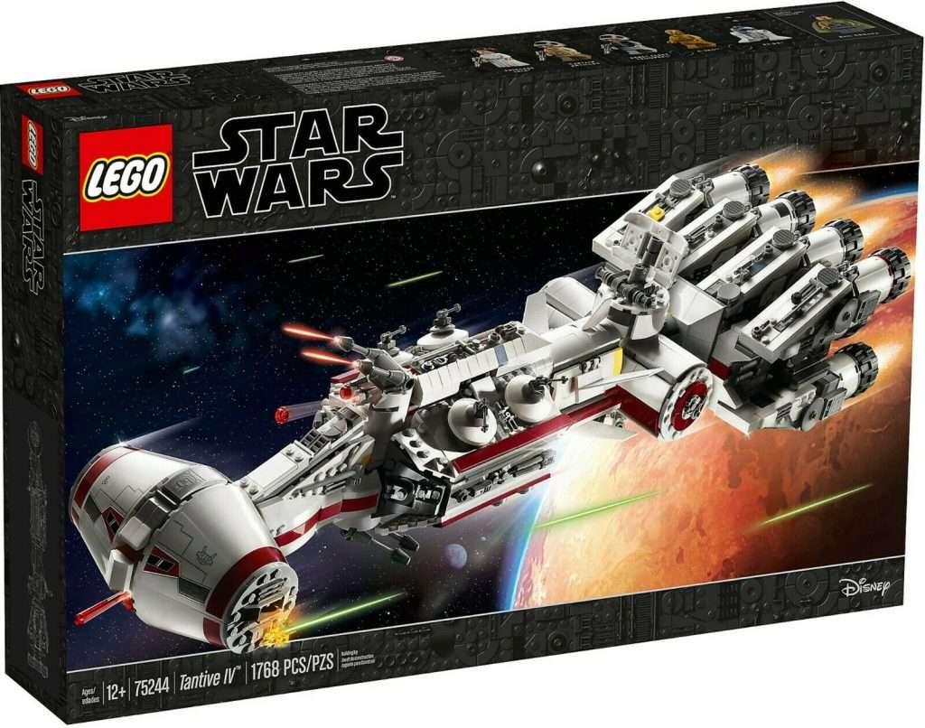 75244 LEGO Star Wars: Tantive IV