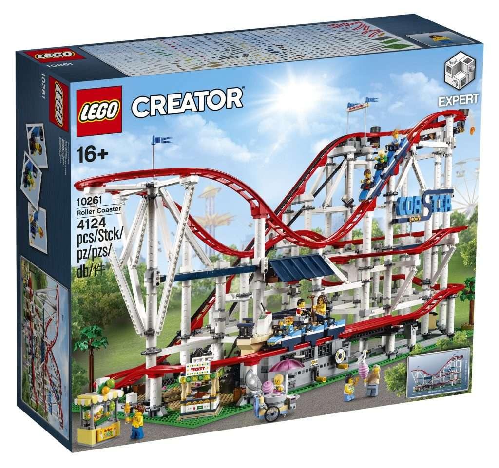 10261 LEGO Roller Coaster