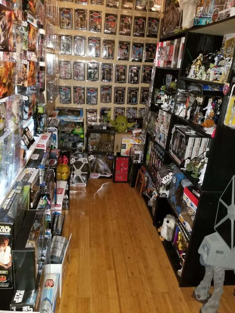 Joe's Collection Room