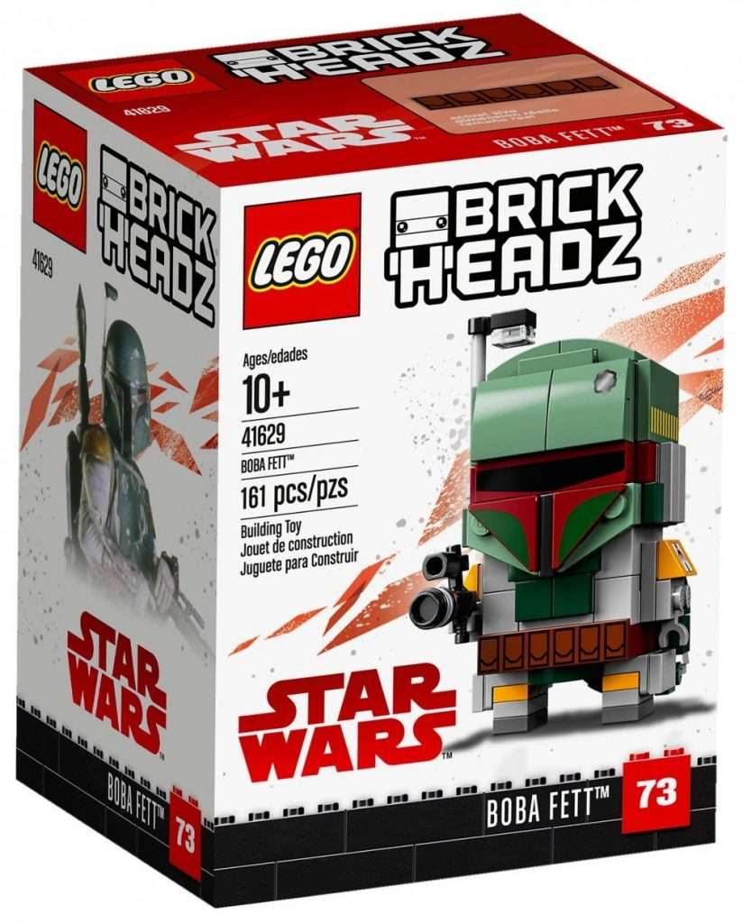 LEGO Brickheadz Boba Fett 41629