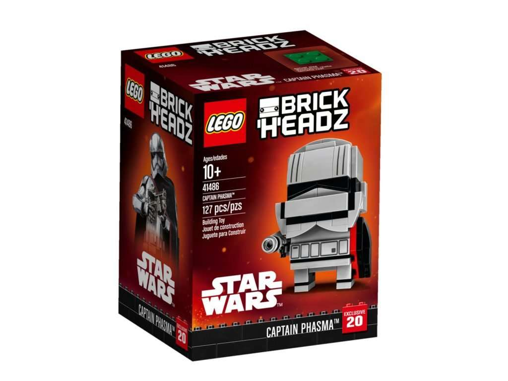 LEGO Brickheadz Captain Phasma 41486