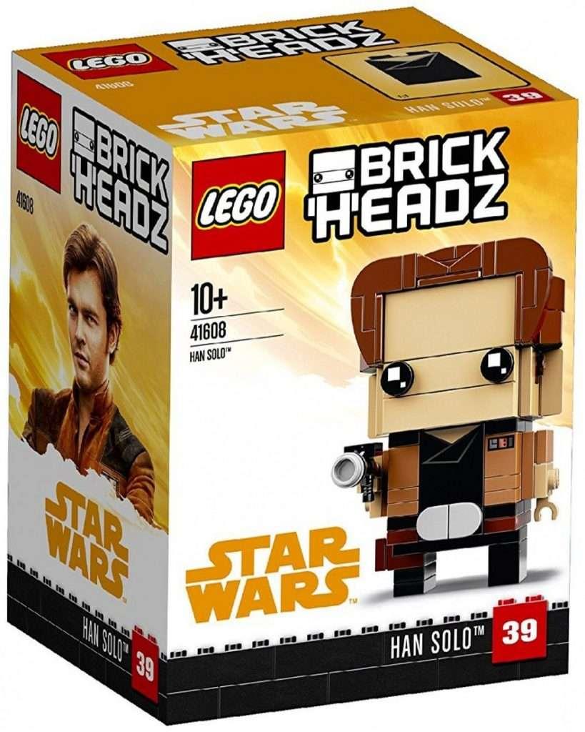 LEGO Brickheadz Han Solo 41608