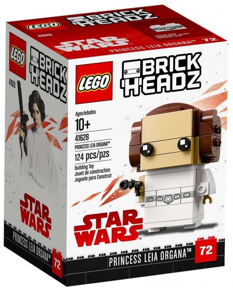 LEGO Brickheadz Princess Leia Organa 41628