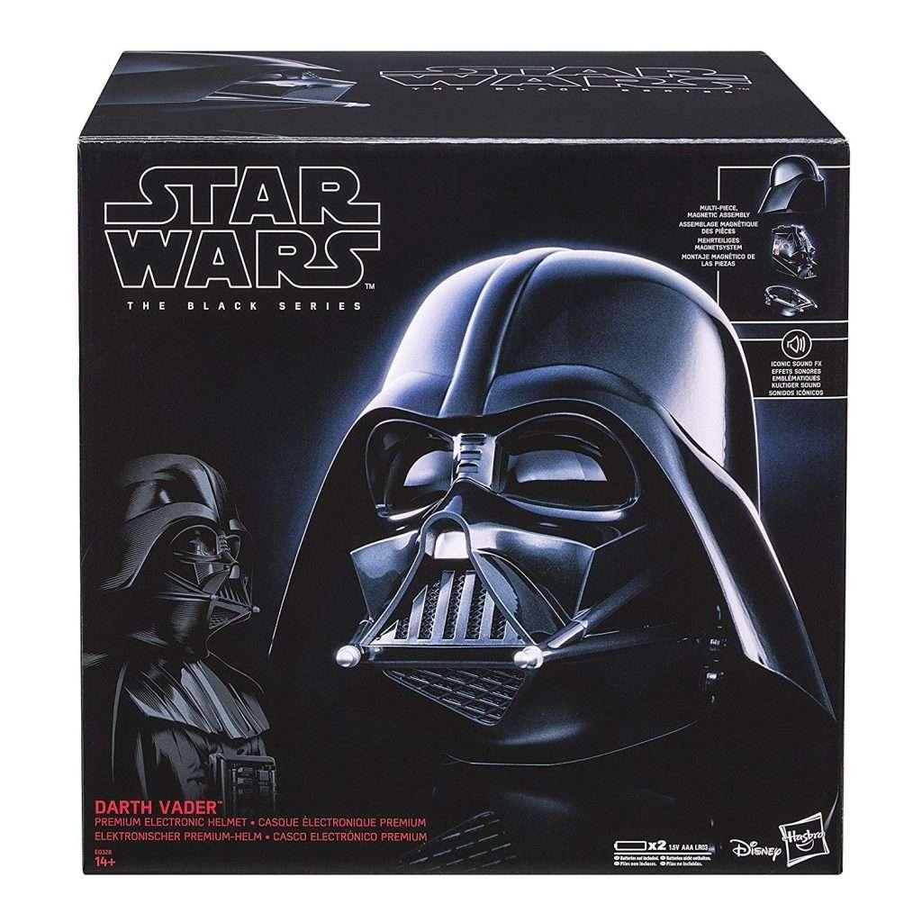 Black Series Darth Vader Helmet