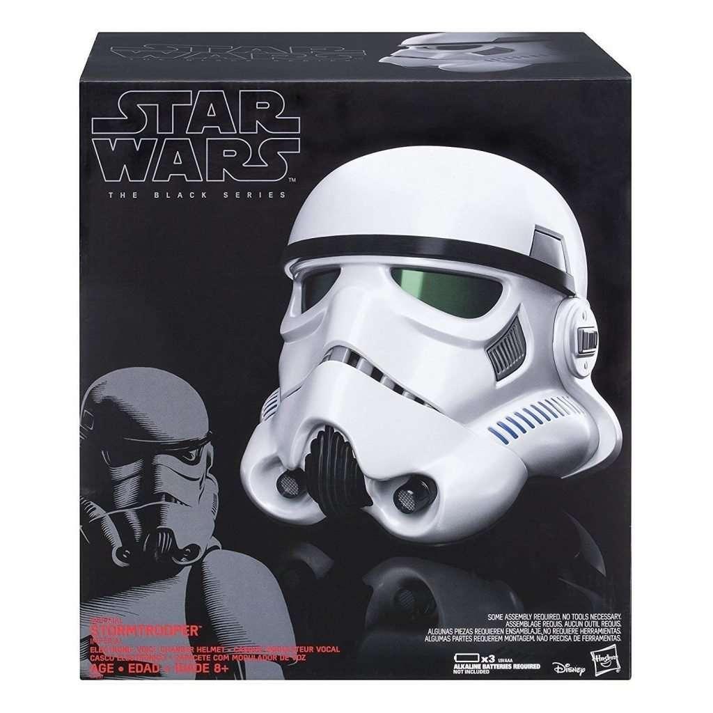 Black Series Shadow Trooper Helmet