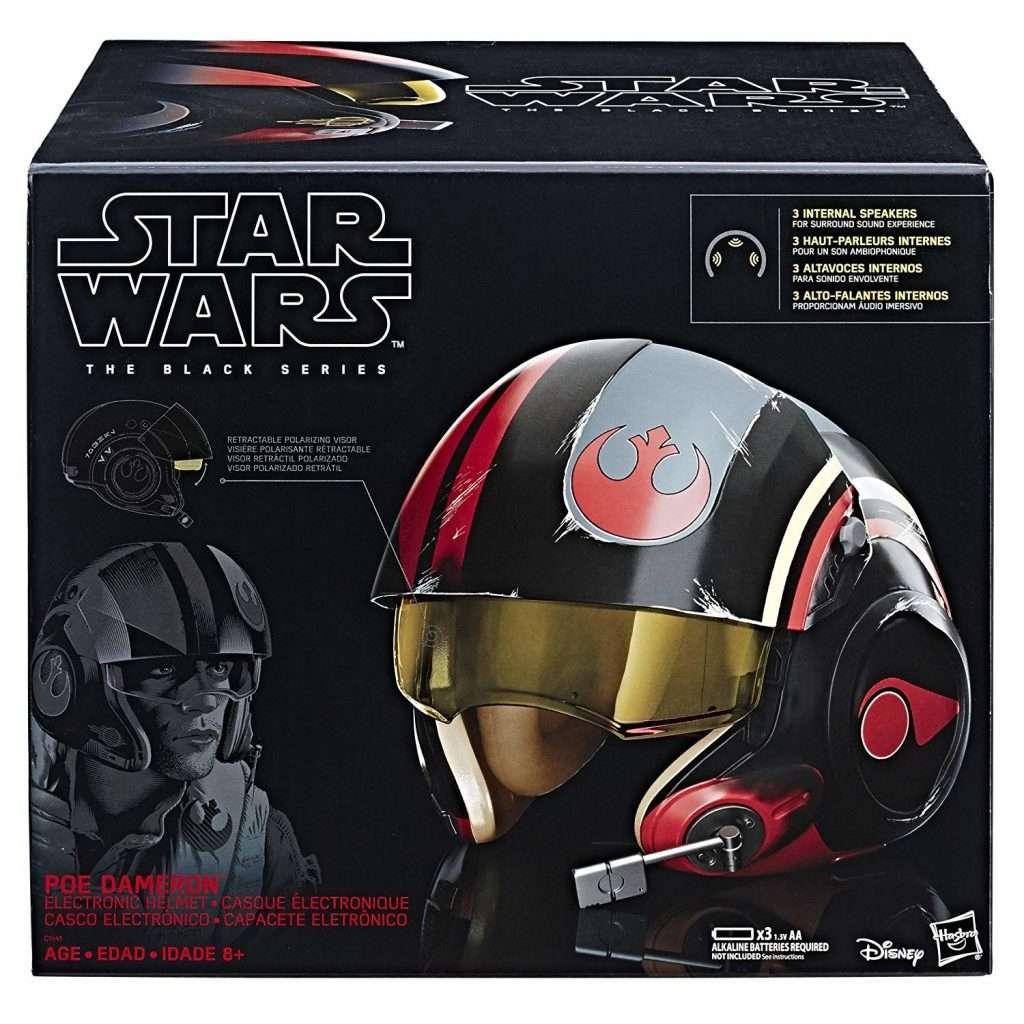 Black Series Poe Dameron Helmet