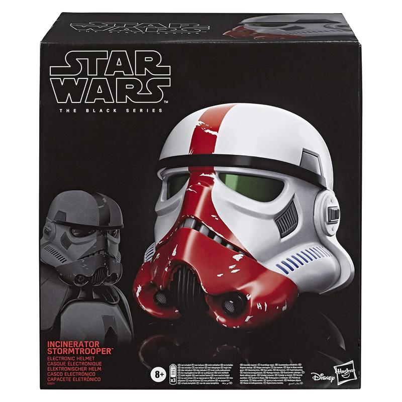 Black Series Incinerator Trooper helmet