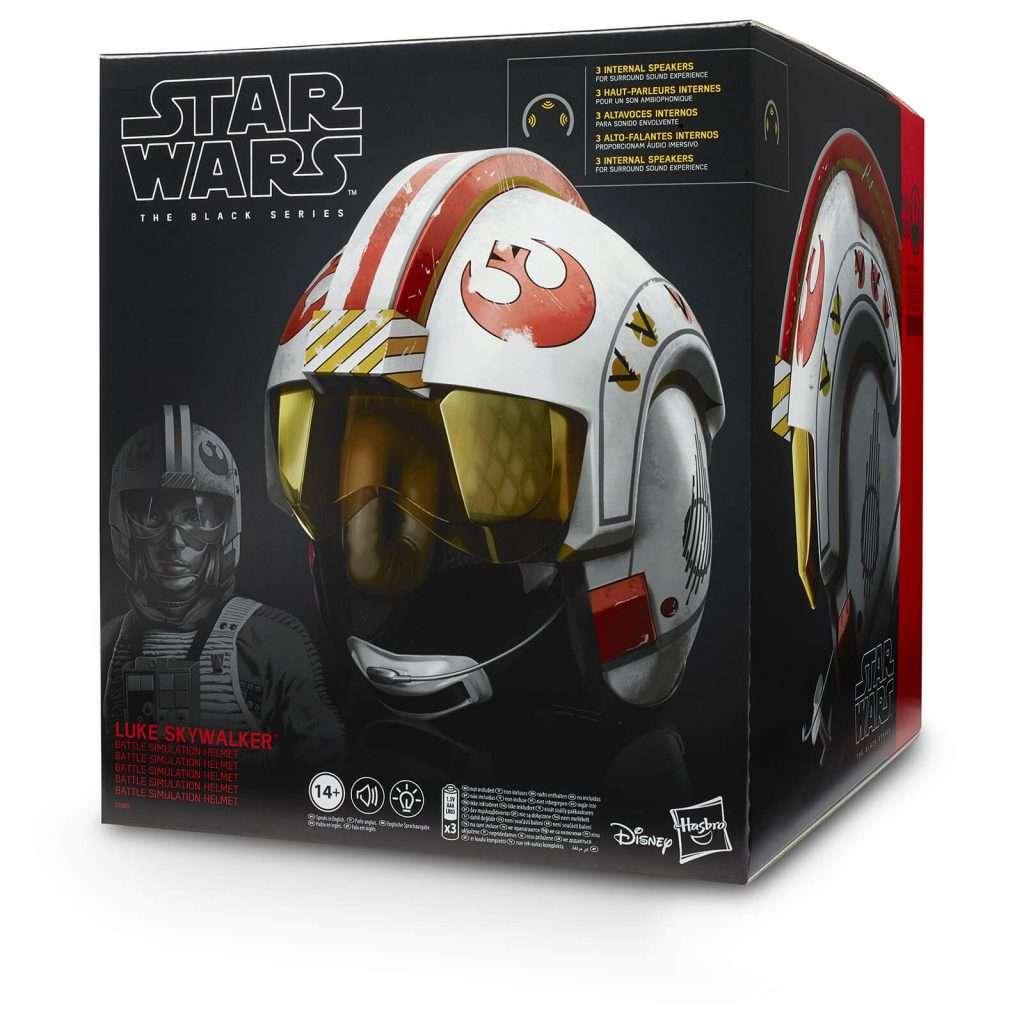 Black Series Luke Skywalker X-Wing Helmet