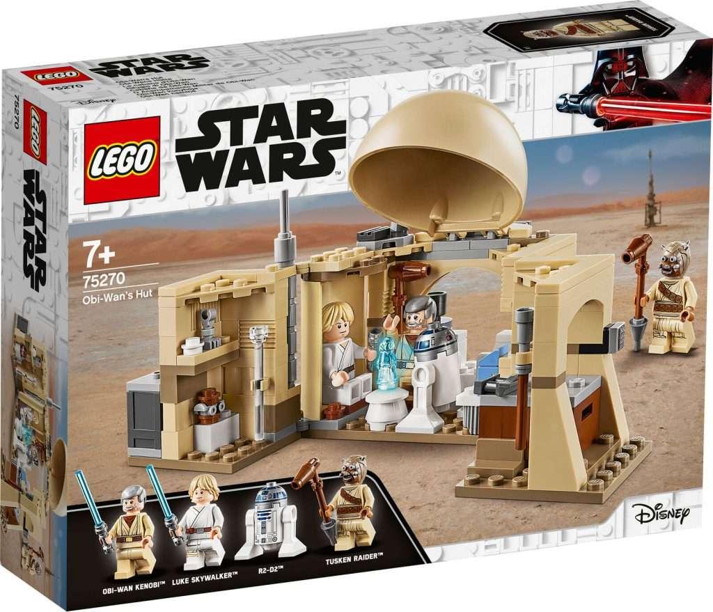 75270 - Obi Wan's Hut