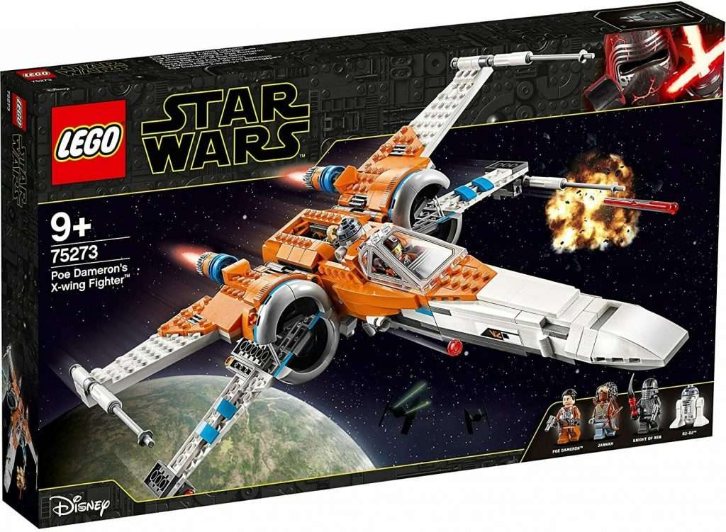 75273 - Poe Dameron's X-Wing