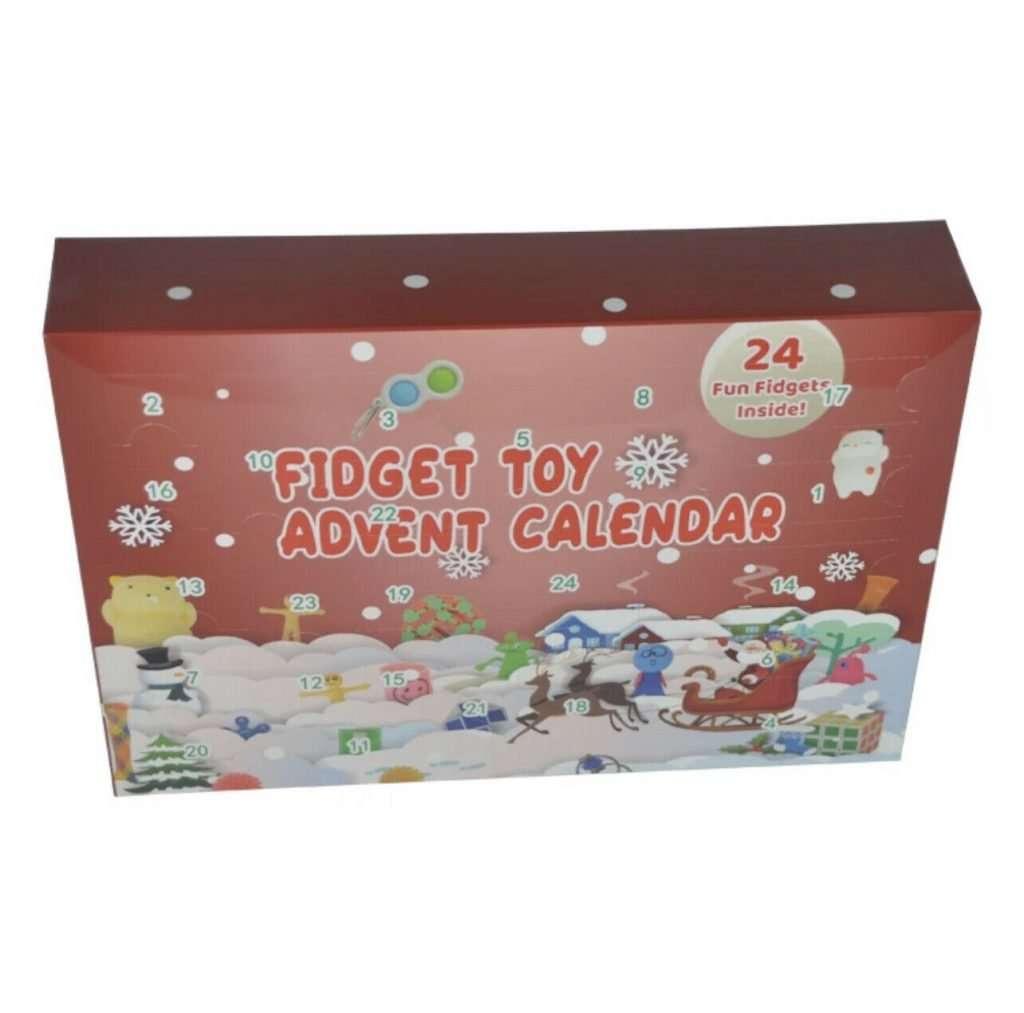 Fidget Toys Advent Calendar 2021