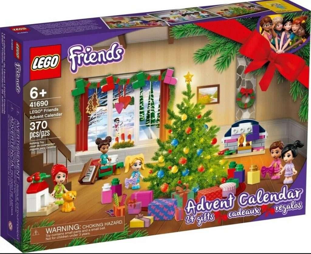 LEGO Friends Advent Calendar 2021