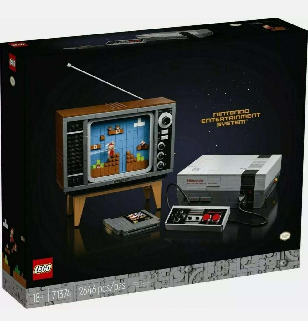 71374 LEGO Nintendo Entertainment System