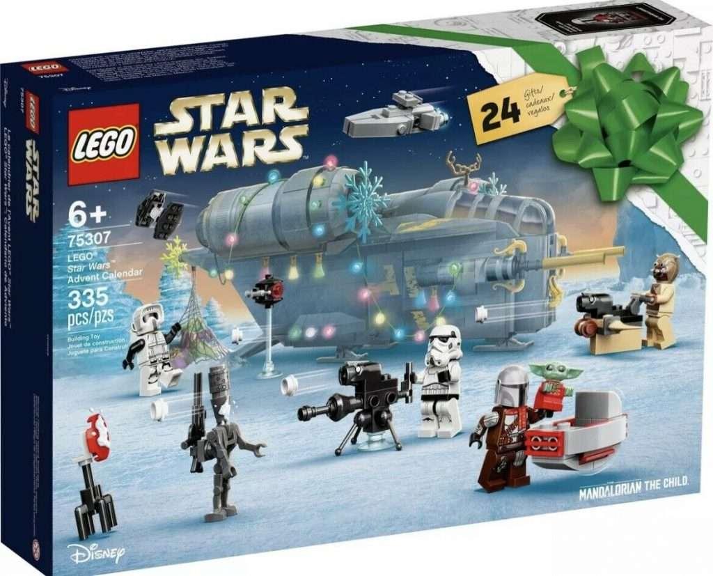 LEGO Star Wars Advent Calendar 2021