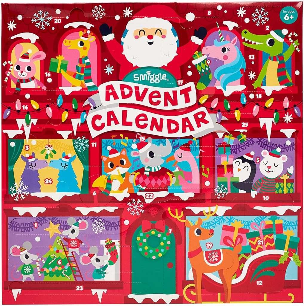 Smiggle Advent Calendar 2021