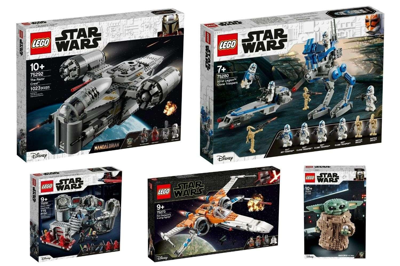 LEGO Star Wars under 100 dollars