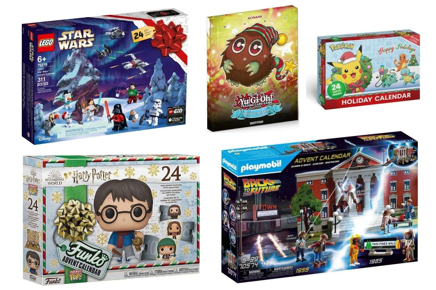 Best Surprise Toy Advent Calendars 2020