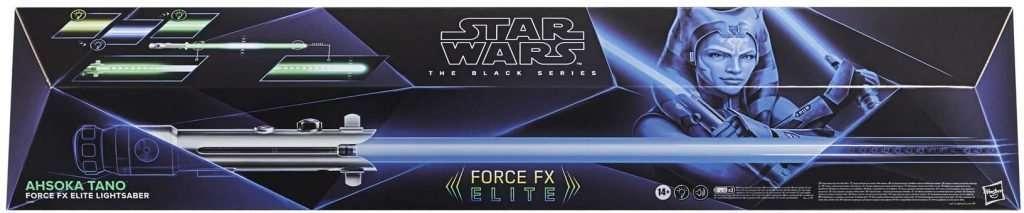 Ahsoka Tano Force FX Elite Lightsaber
