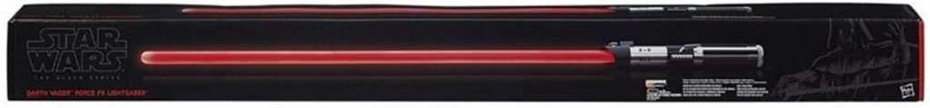 Darth Vader Force FX Lightsaber