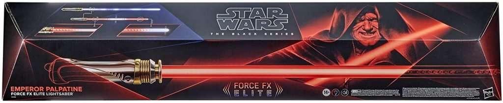 Emperor Palpatine Force FX Elite Lightsaber