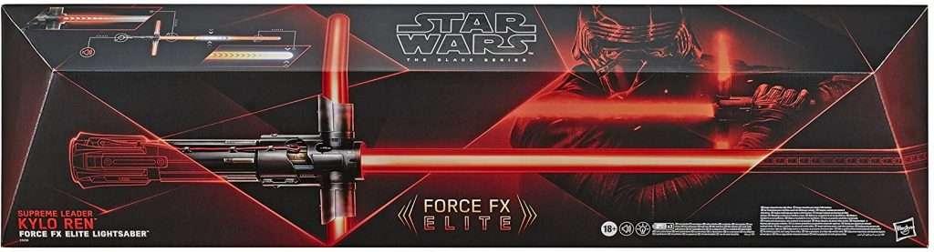 Supreme Leader Kylo Ren Force FX Elite Lightsaber