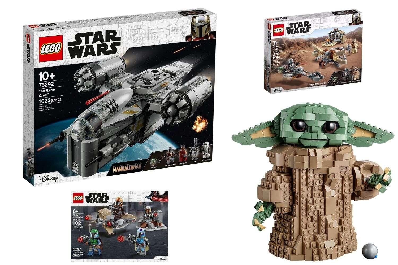 LEGO Star Wars The Mandalorian Sets