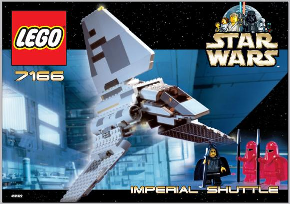 7166 - Imperial Shuttle