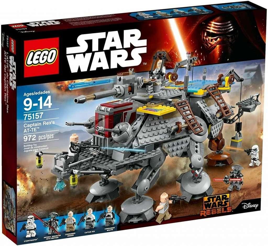 75157 - Captain Rex's AT-TE