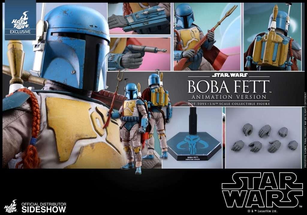 Boba Fett Animation Version TMS006