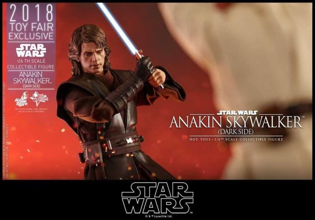 Dark Side Anakin MMS486