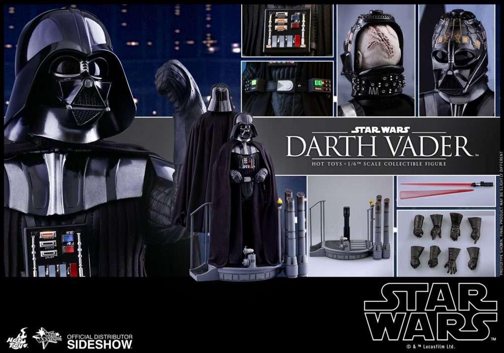 ESB Darth Vader MMS452
