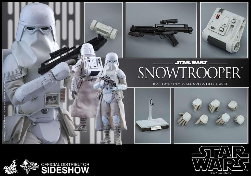 ESB Snowtrooper 2 pack VGM25