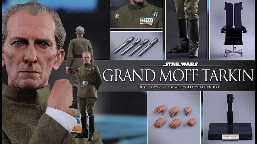 Grand Moff Tarkin MMS433